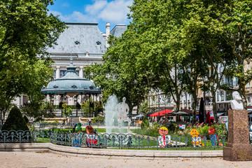 Le Kiosque à musique de Saint-Etienne