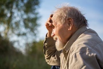 Портрет пенсионера