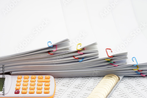 Pile Of Reports : Quot step pile overload paperwork of report stock photo and