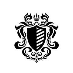 King Royal Logo, Luxury Brand Identity.