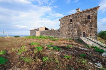 Albania Monastero di Shengjergji Dema