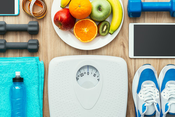 Sports and weight loss