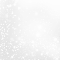 Elegant Christmas Background. Golden Holiday Abstract Glitter De