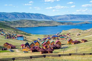 Kurkut Bay, Lake Baikal, Russia.