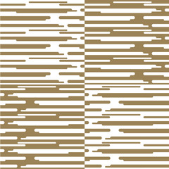 Vector Halftone Transition Effect Abstract Wallpaper Pattern.