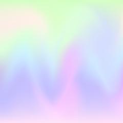 Vector Hologram background