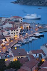 Italy, Sardinia, Northern Sardinia, Isola Maddalena, La Maddalena, Port