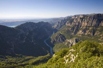 Gorges du Verdon, Provence-Alpes-Cote d'Azur, France, RF