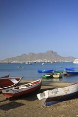 Africa, Cape Verde, Sao Vicente, Mindelo, Harbour