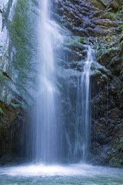 Chantara Waterfalls, Trodos mountains, Cyprus