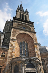 Aquisgrana (Aachen), duomo e cappella Palatina - Germania