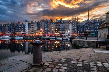 Port de Honfleur Fototapete
