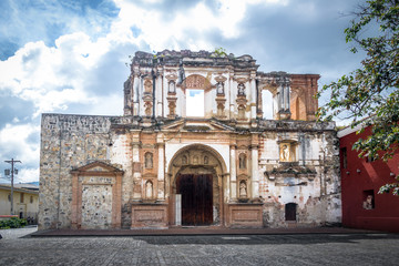 La Compania de Jesus - Antigua, Guatemala