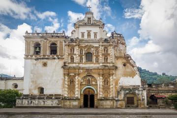San Francisco Church -  Antigua, Guatemala