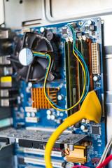 desktop computer mainboard manboard