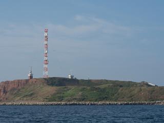 Helgoland in der nordsee