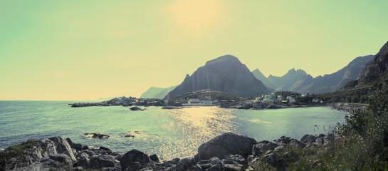 das Städtchen Å auf den Lofoten