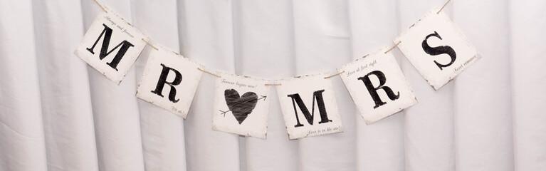 Wedding, Wedding details Mr and Mrs