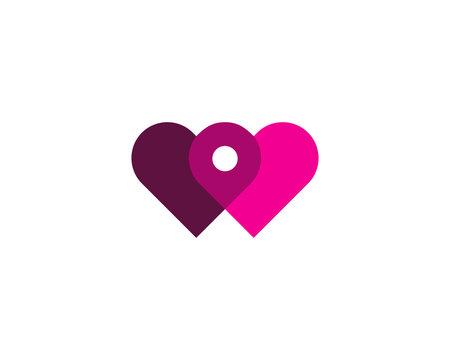 Pin Love Logo