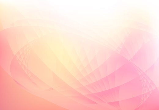 abstract wave background pink