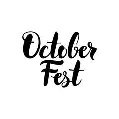 October Fest Card