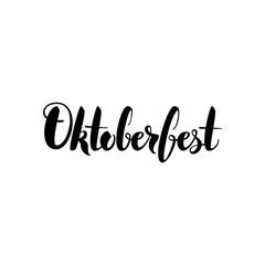 Oktoberfest Handwritten Card