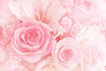 Rose flowers Fototapete