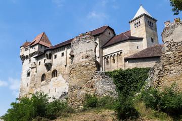 Castle  Liechtenstein,  Austria