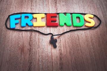 concept friends