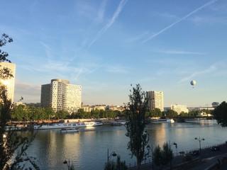 Paris, Front de Seine
