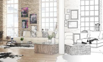 City-Apartment (Planung)