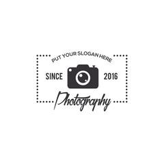 Photography Badge Creative Logo Design