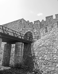 Old Fortress in Serbia 8