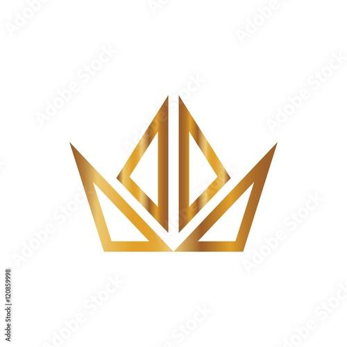"""Crown Logo, Royal symbol"" Stock image and royalty-free ..."