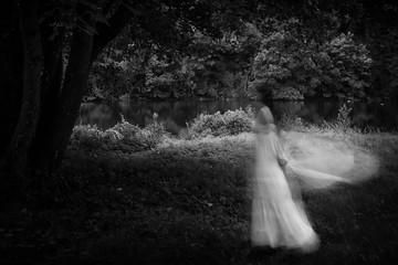 Fototapeta Dancing woman  obraz