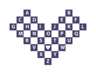 Alphabet Love icon