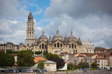 Saint Front cathedral in Perigord, France
