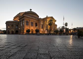 Teatro Massimoi - Palermo