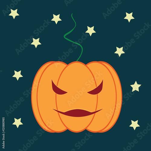 halloween party helloween with orange evil pumpkins stockfotos und lizenzfreie vektoren auf. Black Bedroom Furniture Sets. Home Design Ideas