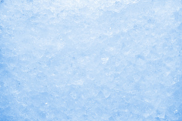 Crushing ice background