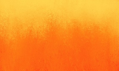 bright orange background with yellow border Fotomurales