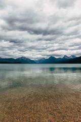 Llake Mcdonald, Glacier National Park, Montana, Canada, United States of America