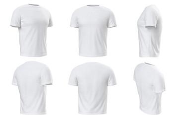 3d plain shirt