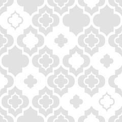 seamless vintage wallpaper pattern, Moroccan style