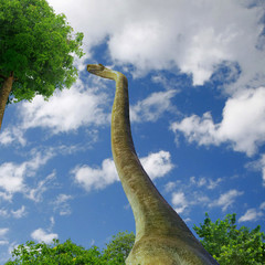Dinosaur live image