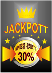 RABATT-AKTION - Mintesrabatt 30%