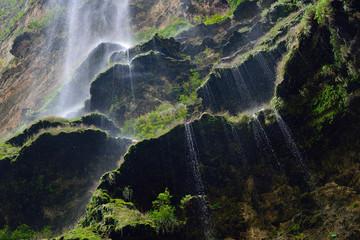 Cascata. Canyon del Sumidero Wall mural
