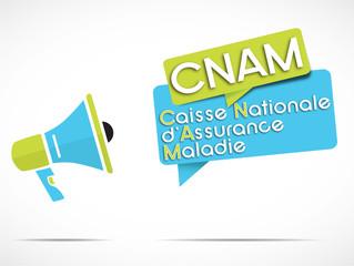 mégaphone : CNAM