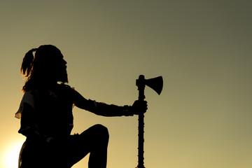 moğol savaşçı modeli