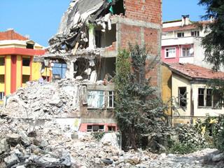 deprem, yıkım